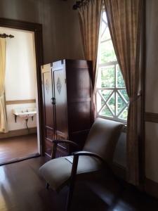旧三笠ホテル 客室
