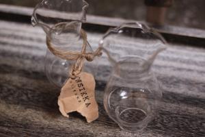 アルコールランプのガラス in 東京蚤の市