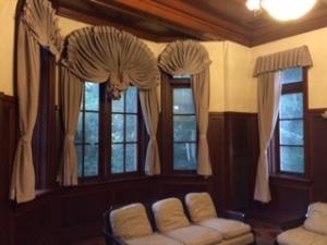 旧前田侯爵邸洋館の洋室