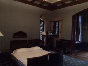 旧前田侯爵邸洋館の寝室