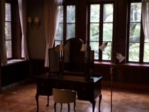 旧前田侯爵邸洋館の書斎