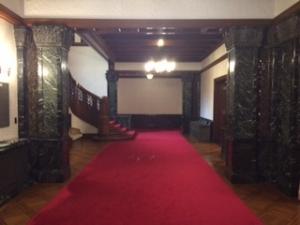 旧前田侯爵邸洋館の玄関ホール