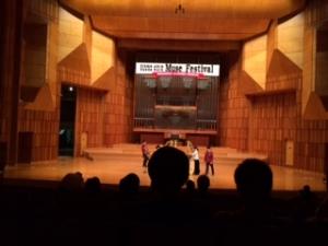 武蔵野音楽大学学園祭