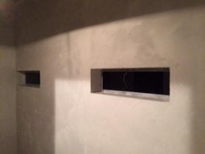 漆喰の壁その2