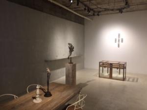 ギャラリーhaseにて水田典寿氏の個展