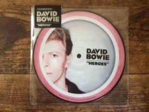 デヴィッド・ボウイのレコード