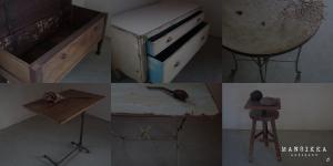 古い家具6点