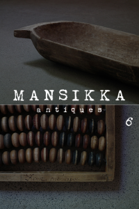 リトアニアの木製雑貨2点