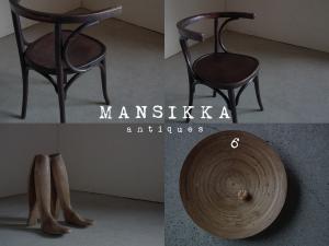 ハンガリーのアンティーク家具と雑貨