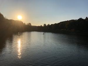 宮沢湖の画像
