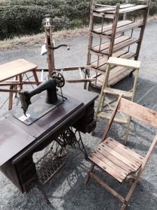 北米アンティーク家具