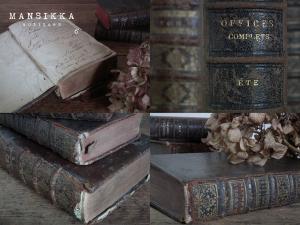 フランスアンティーク聖書