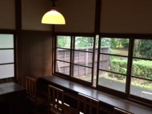 江戸東京たてもの園の屋内画像