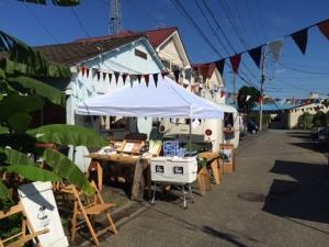 横田基地日米友好祭2015 飲食出店
