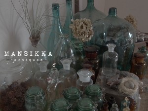 アンティーク瓶が多数入荷