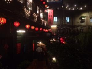 台湾の九份画像