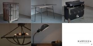 古家具・古道具の新商品5点
