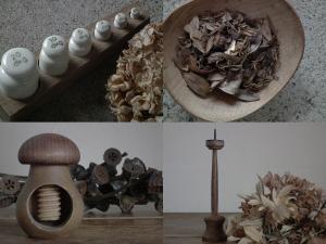 ポーランドと日本の木製品