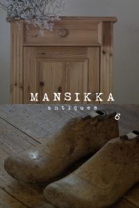 デンマークの収納とモロッコの靴型