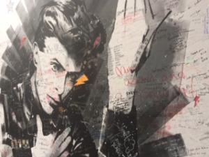 デヴィッド・ボウイ展の画像