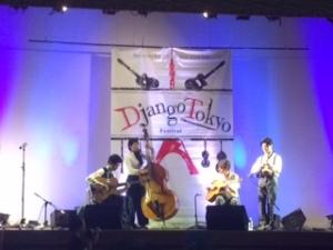 第二回 DJANGO FESTIVAL