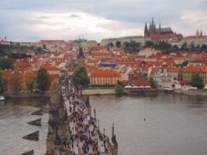 プラハの風景