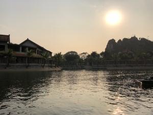 ベトナムのニンビン