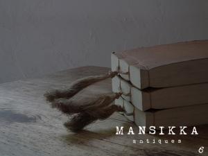 古い和紙の台帳