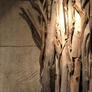大木の制作