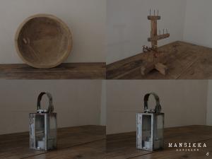 日本の古道具4点