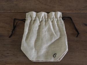 オリジナル巾着袋
